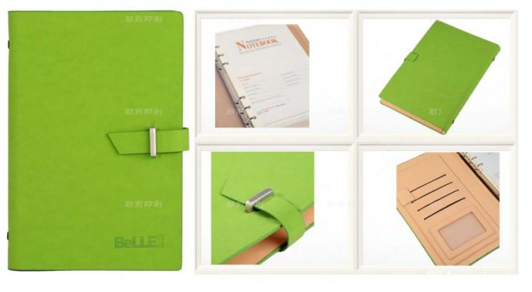 百丽笔记本印刷制作
