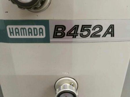 转让05年日本滨田52四色机 机器正常生产中 联系电话13587227875 沈