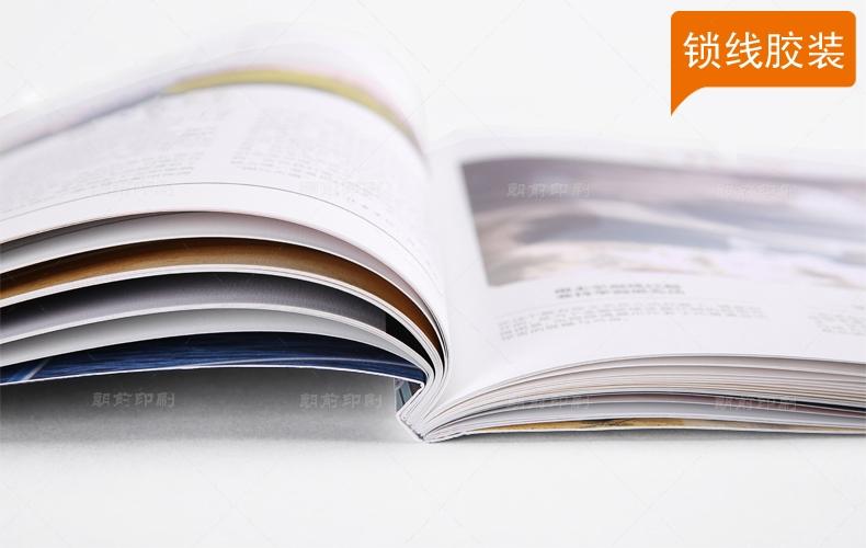 国元控股画册印刷