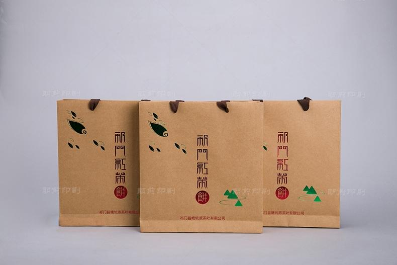 祁门红茶手提袋