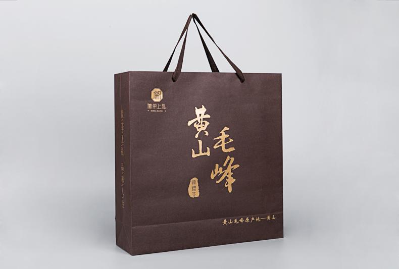 黄山毛峰手提袋