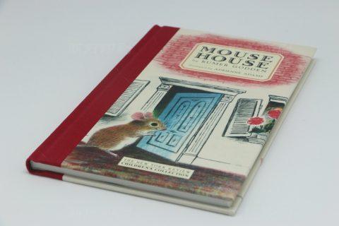 圆脊-老鼠的家硬壳精装画册印刷