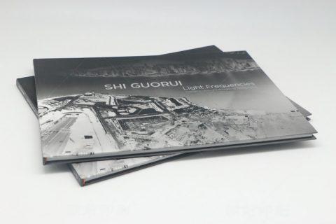 方脊-SHI GUORU硬壳精装画册印刷