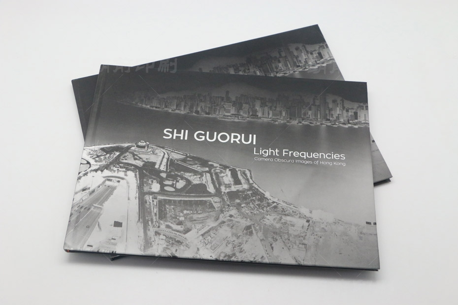 SHI GUORUI 硬壳方脊精装书印刷