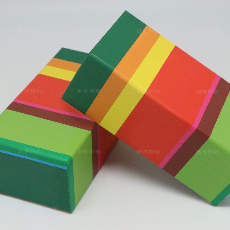 套装盒折页印刷定制
