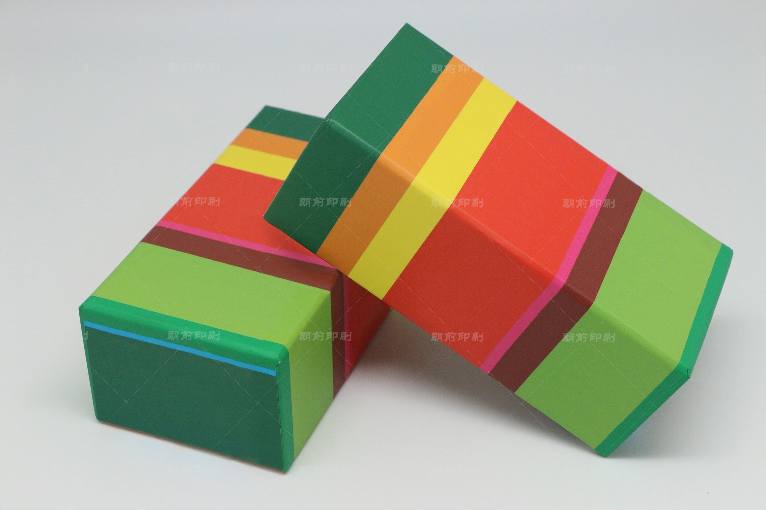 单张折页套装印刷-美达印刷