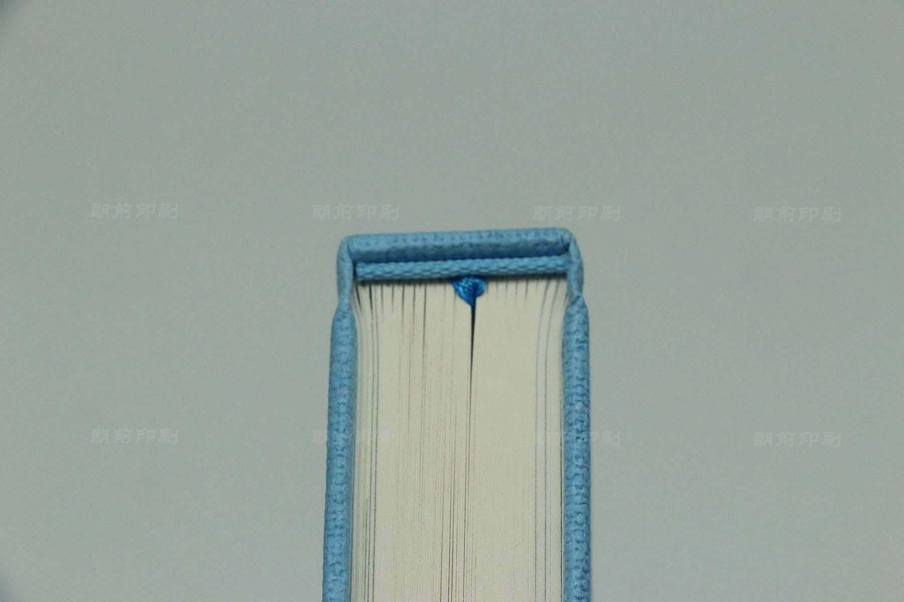 独立日 装帧布硬壳方脊精装书印刷
