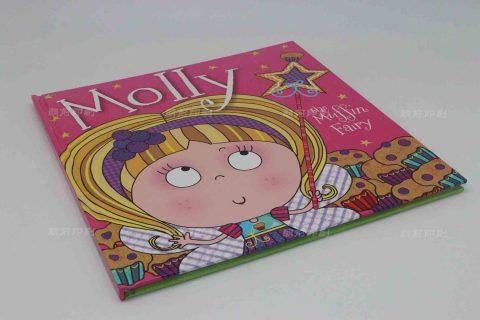 方脊-MOLLY 精装儿童读物印刷