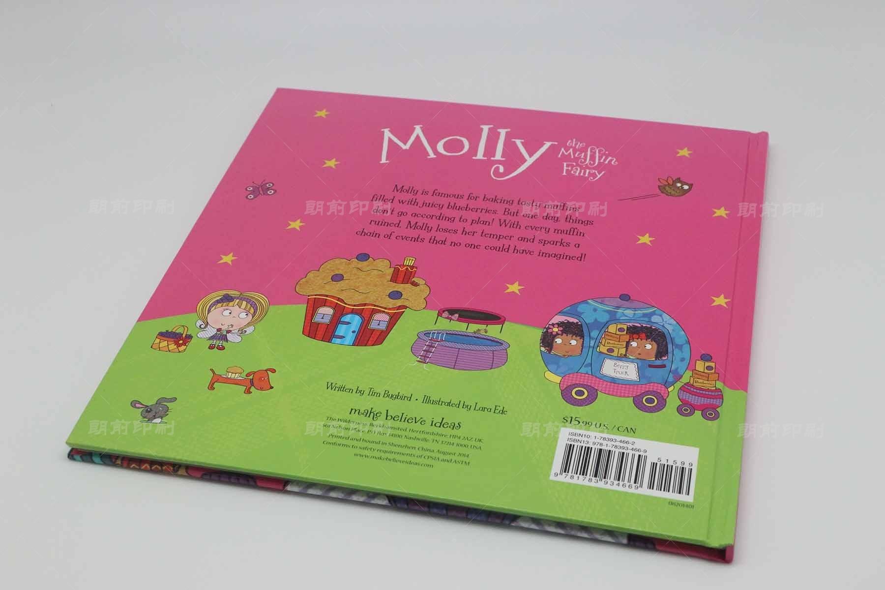 MOLLY 精装儿童读物印刷