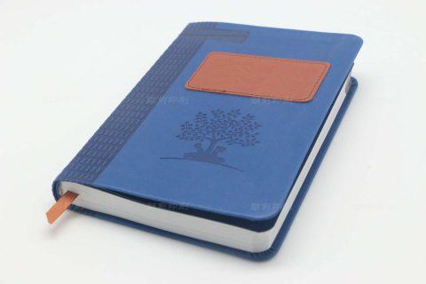 JULY PU料精装笔记本印刷
