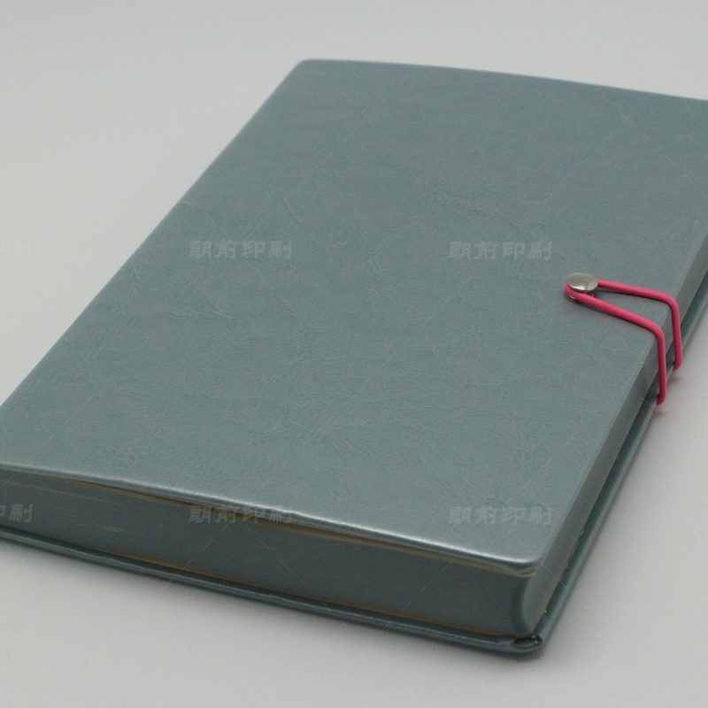 AUGUST PU料精装笔记本印刷