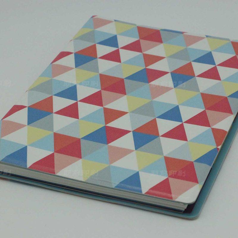 加拿大式精装笔记本印刷