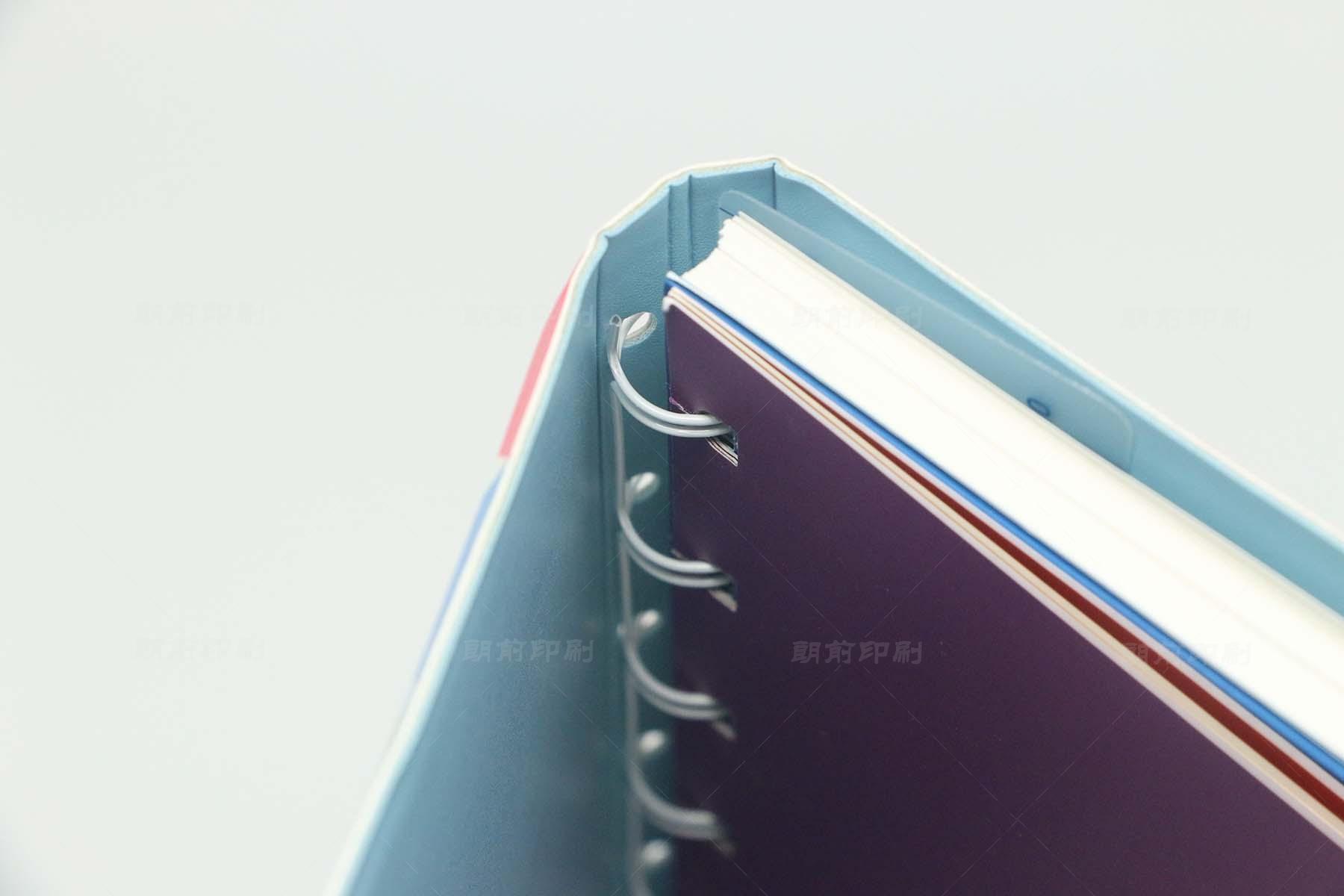 加拿大式 精装笔记本印刷