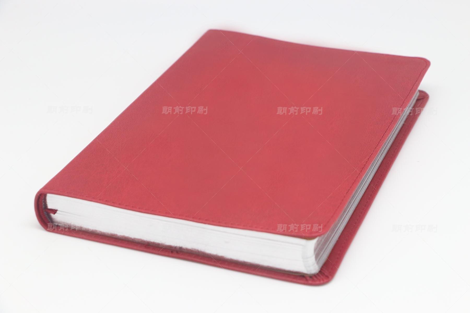 PG 软皮精装笔记本印刷