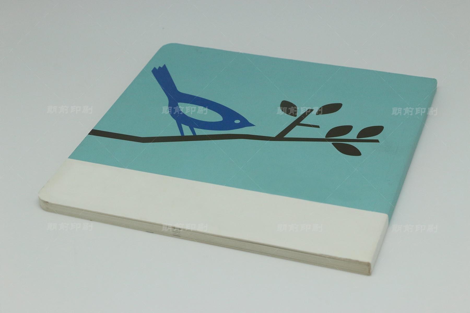 THE BIRD 平装儿童板仔书印刷