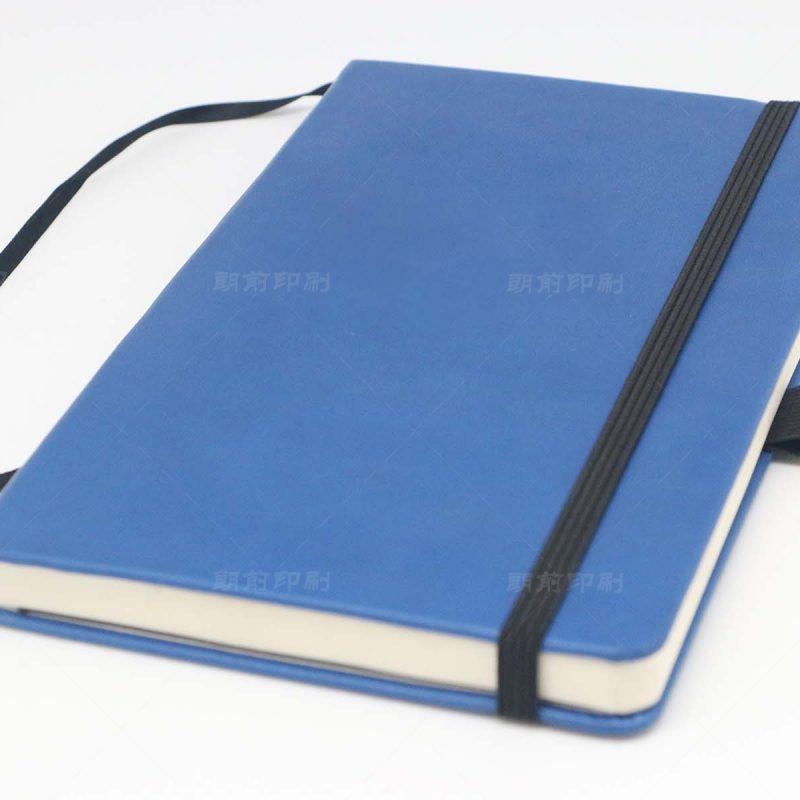 KPMG PU料皮壳精装笔记本印刷