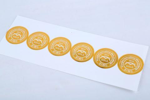 上海圆形不干胶标签印刷