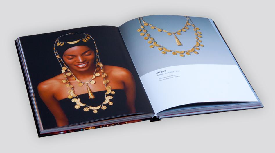 上海印刷厂珠宝画册印刷