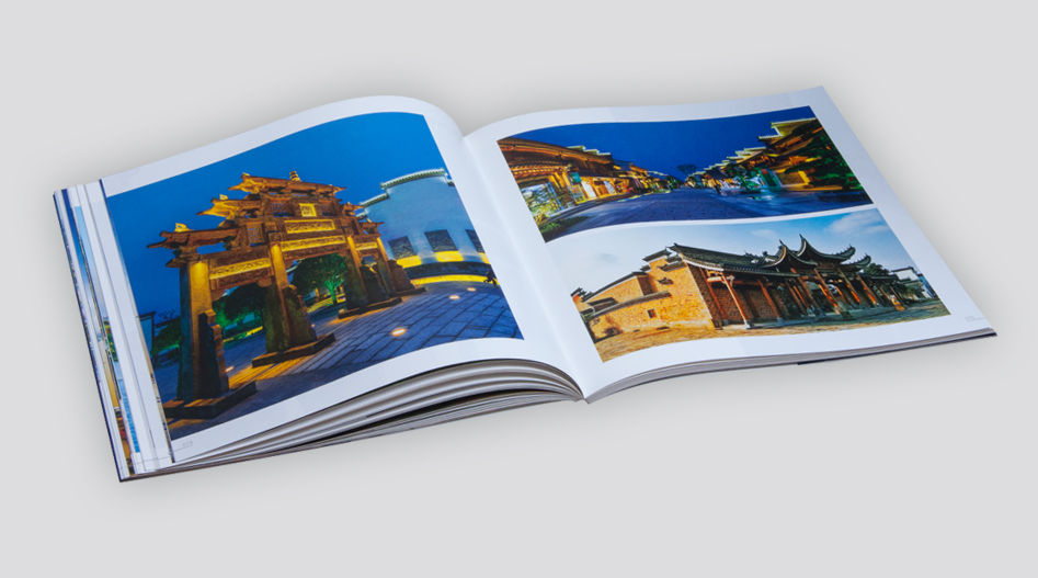 上海印刷厂-摄影画册印刷