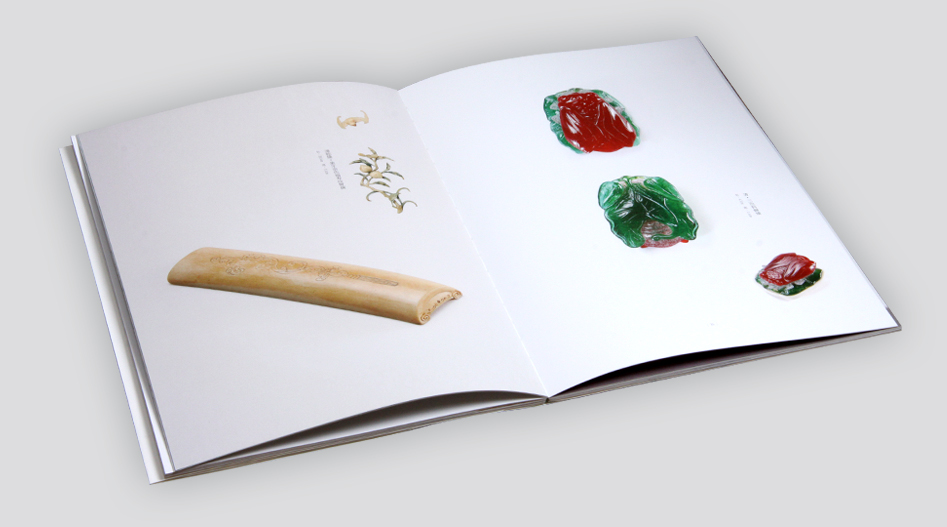 上海印刷厂拍卖手册印刷