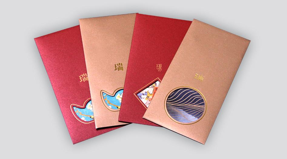 上海印刷公司-瑞宝壁纸红包印刷
