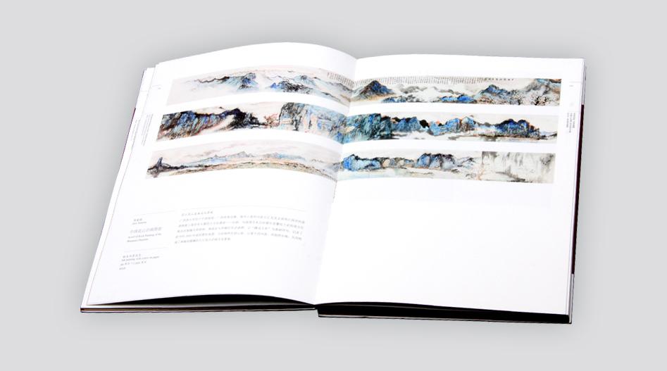 上海印刷公司-国画画册印刷