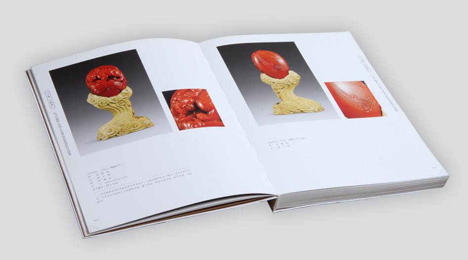 上海印刷厂-珠宝画册印刷