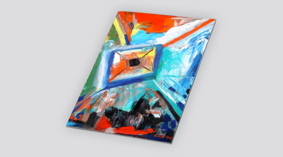 油画画册印刷-印刷厂